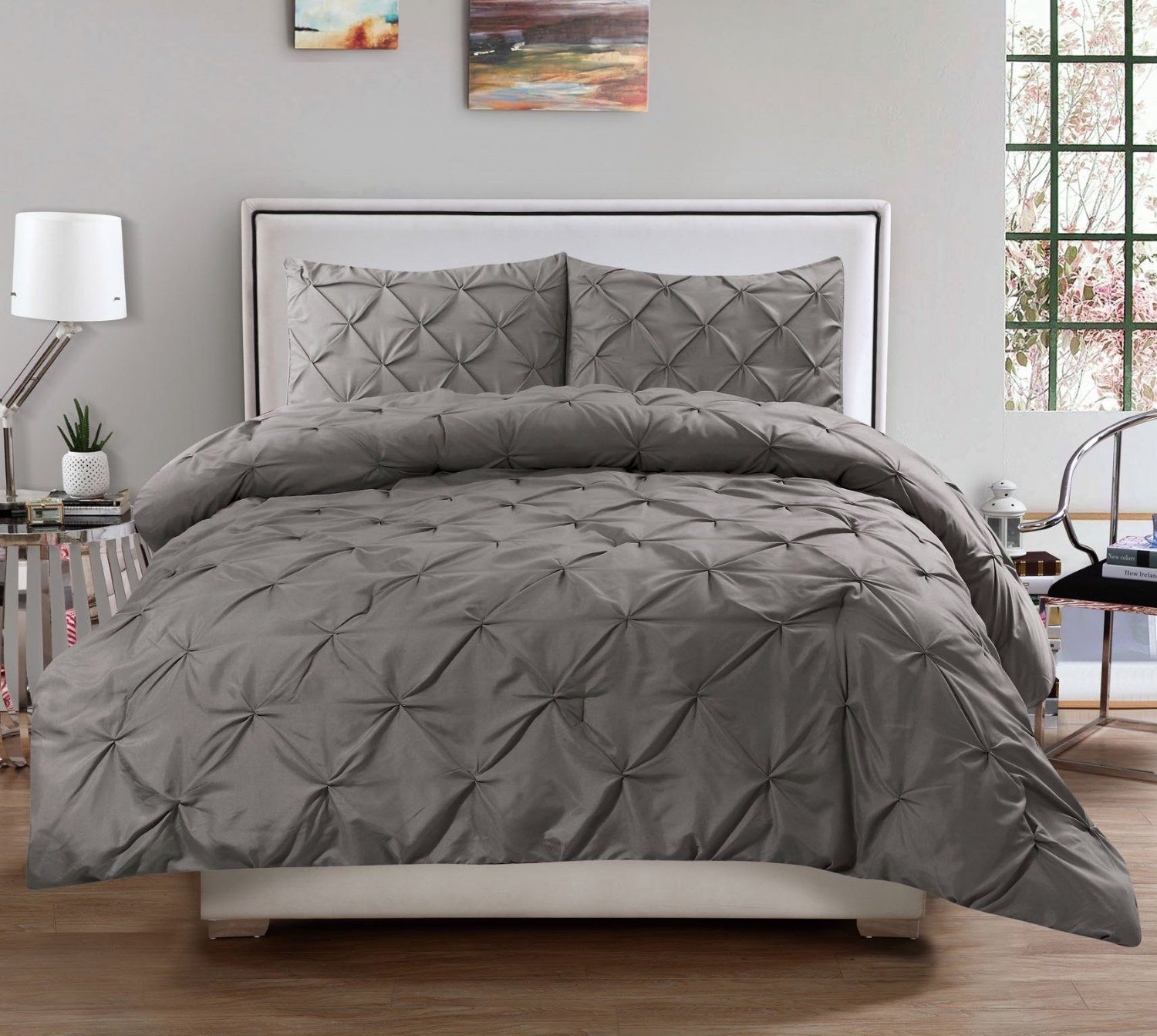 grey comforter for materials luxurious set ecrins theme lodge sets most