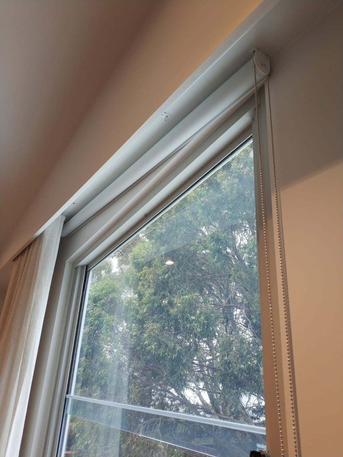 Eyebrow window coverings  pin by katherine mack on furnishing angled windows  pinterest  window