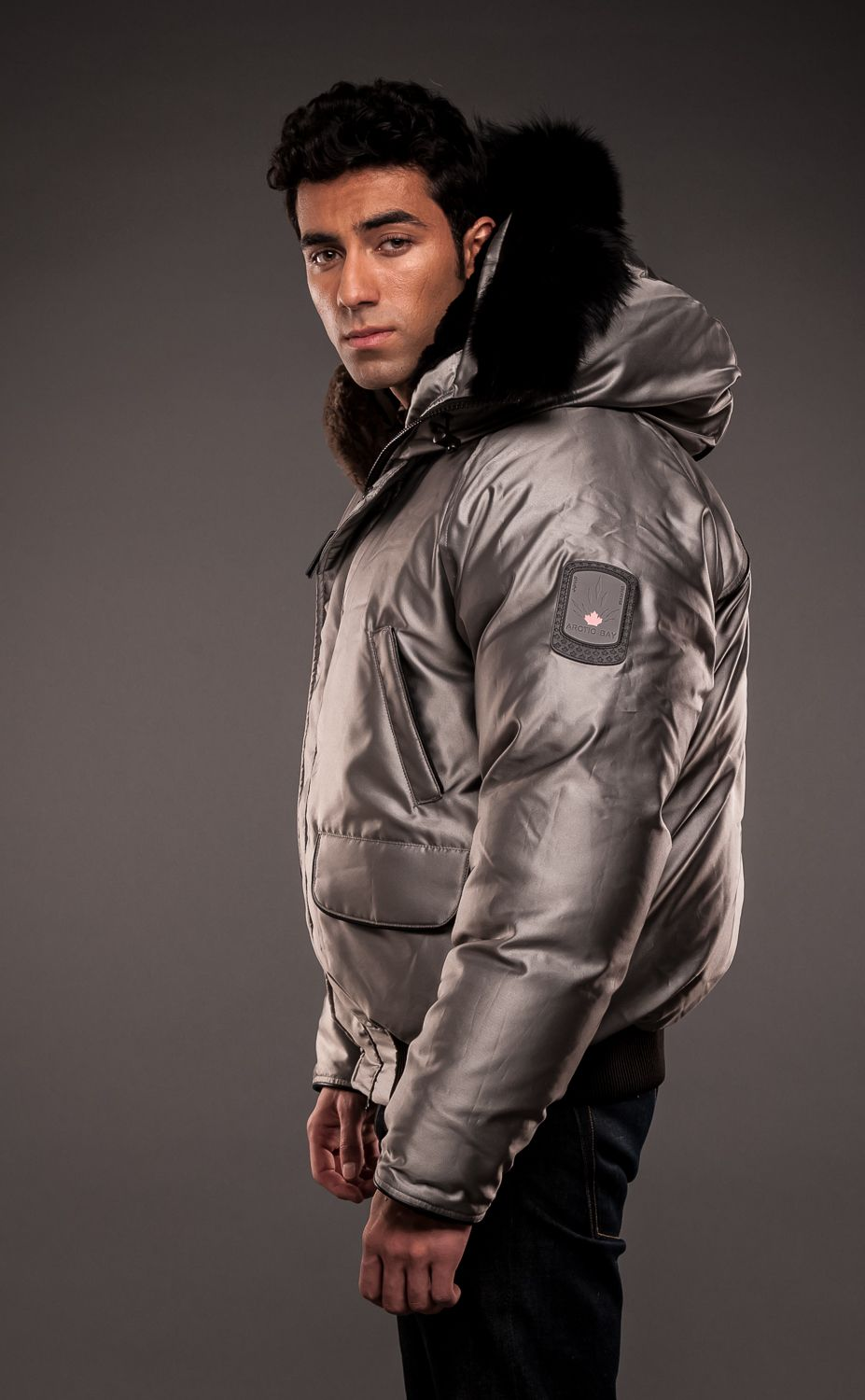 a226ca27c69 Arctic Bay Inuvik Bomber Man Dressing Style