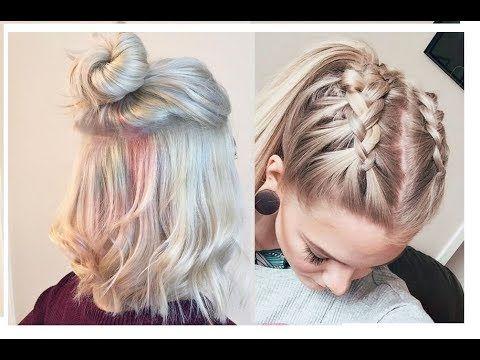 Peinados Tumblr Paso A Paso Buscar Con Google Peinados Faciles Y Rapidos Peinados Rapidos Peinados Sencillos