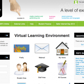 Rochdale Sixth Form College Sixth Form College Virtual Learning