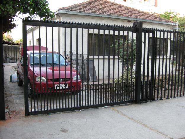 25 Rejas para puertas de garaje