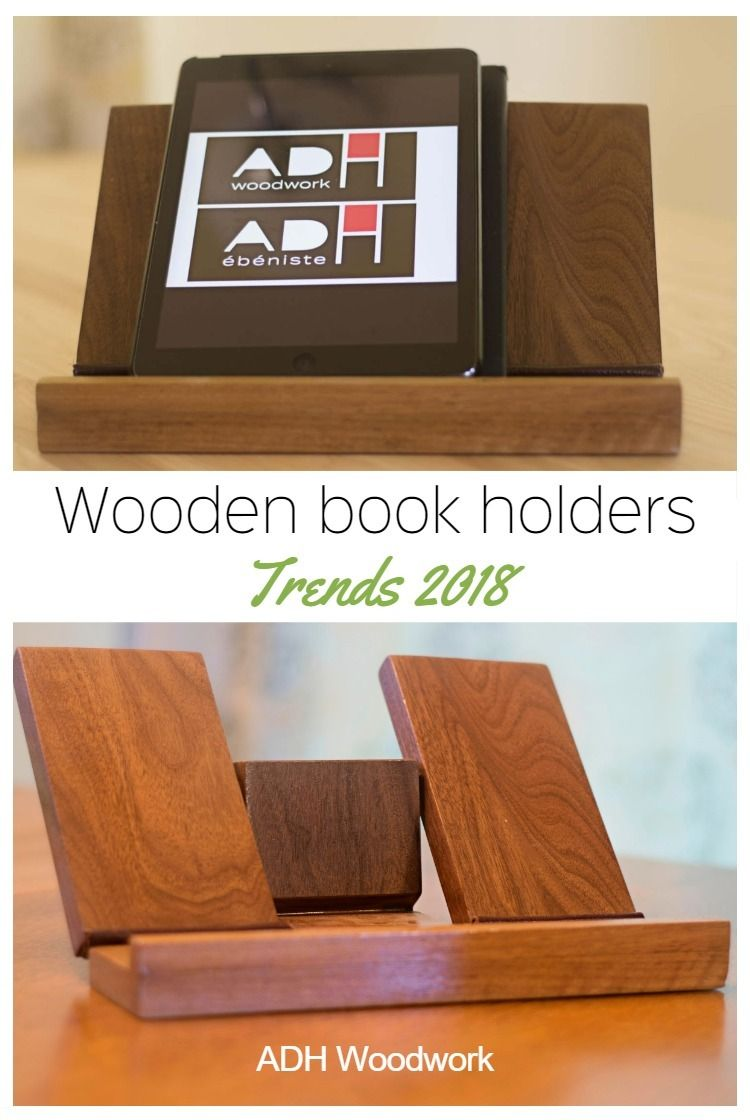 Wooden recipe book holder and recipe book stand in walnut wood diy wooden recipe book holder and recipe book stand in walnut wood wood woodworking solutioingenieria Image collections