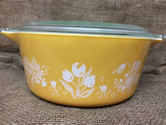 Hey, I found this really awesome Etsy listing at https://www.etsy.com/listing/231577434/vintage-pyrex-promotional-garden-medley