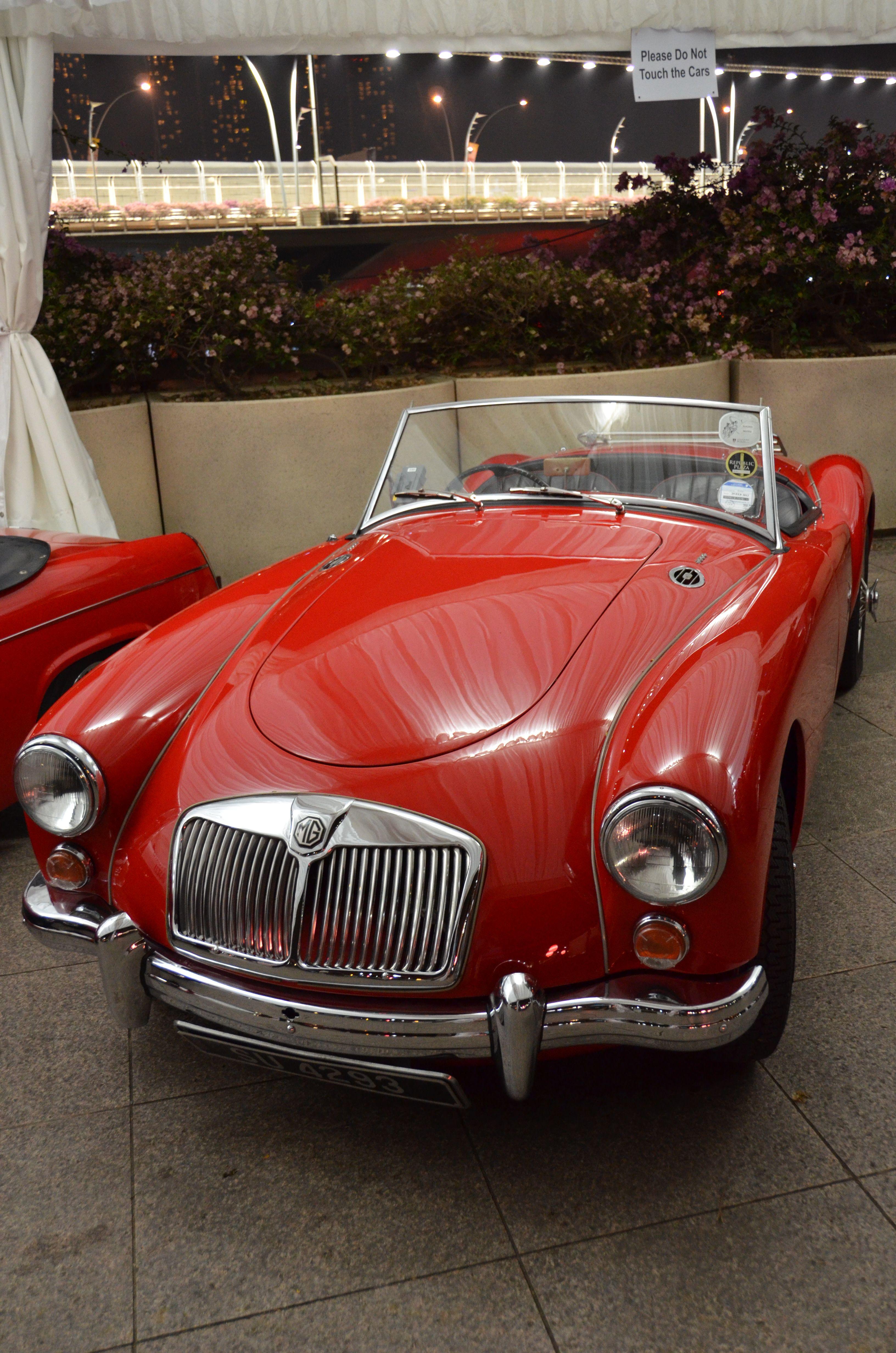 Vintage - Morris Garages, MG Car Company. | Other Morris Cars ...