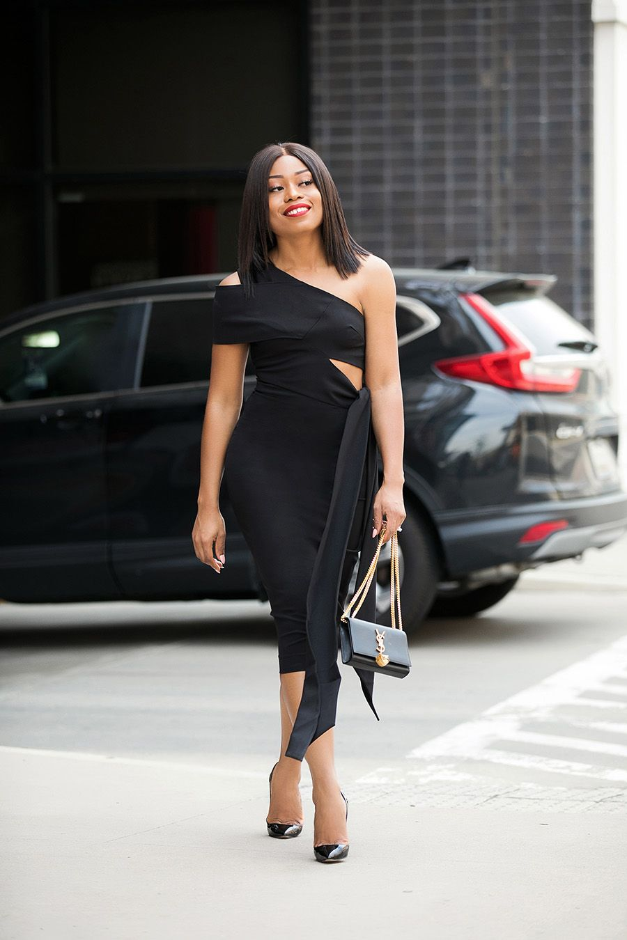 How To Wear Black To Summer Wedding Summer Wedding Outfit Guest Wedding Attire Guest Summer Wedding Outfits