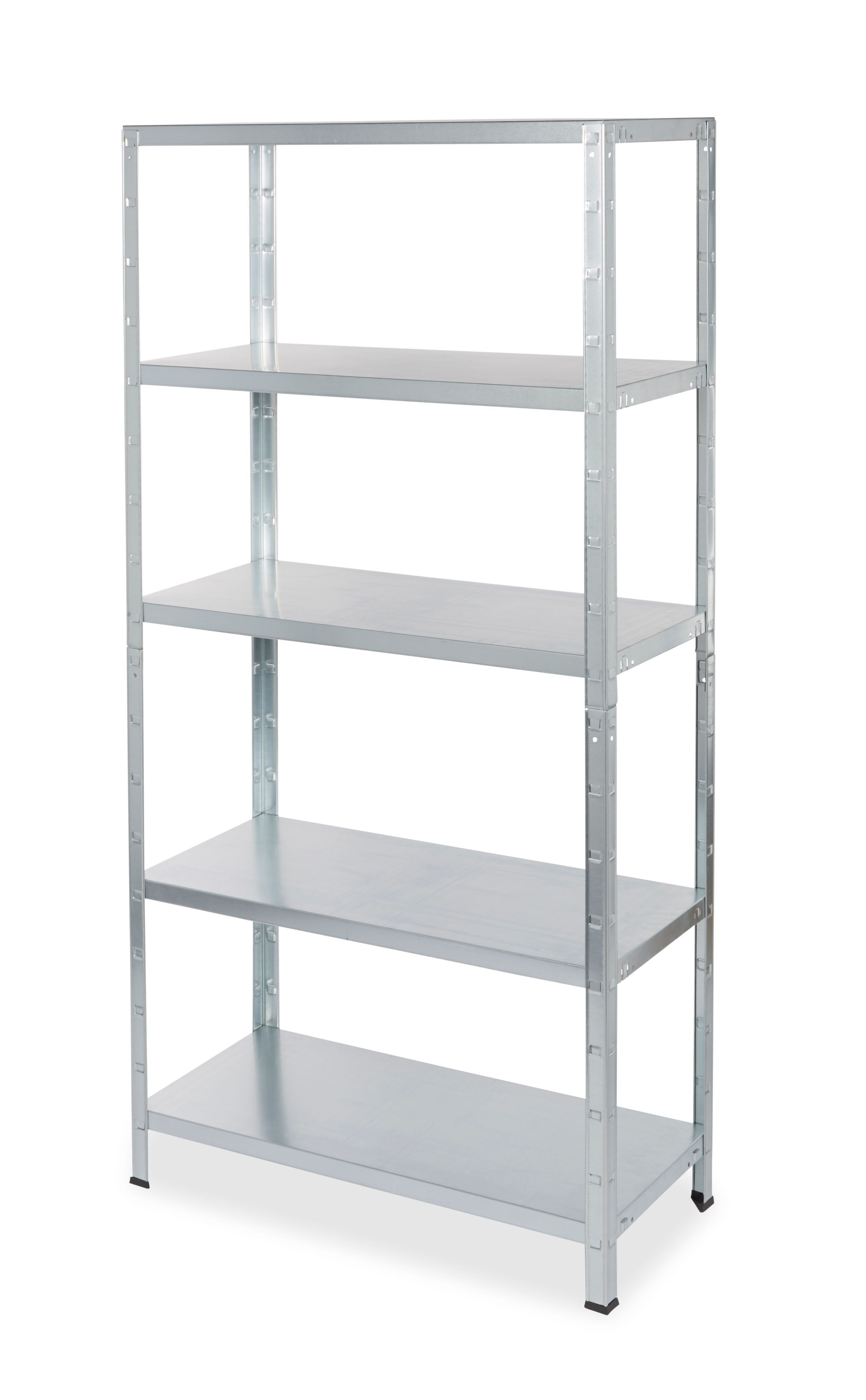 Form Axial 5 Shelf Steel Shelf Unit B Q 35 00 Height Mm 1800mm Width Mm 900mm Depth Mm 400mm Shelving Unit Steel Shelf Shelf Unit