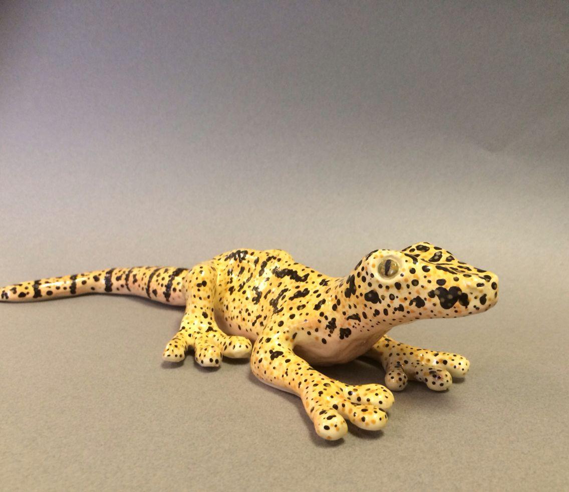Finished Gecko