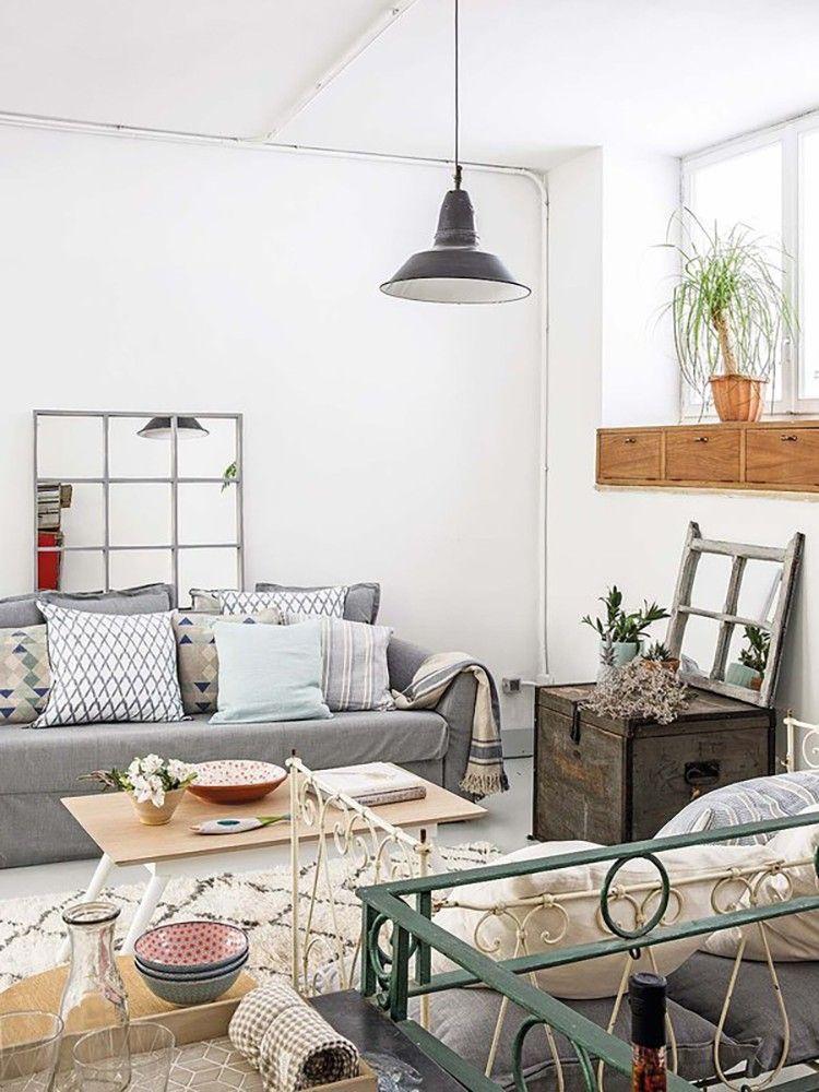 VINTAGE LOFT decoración, ideas para la casa, On top - Macarena Gea