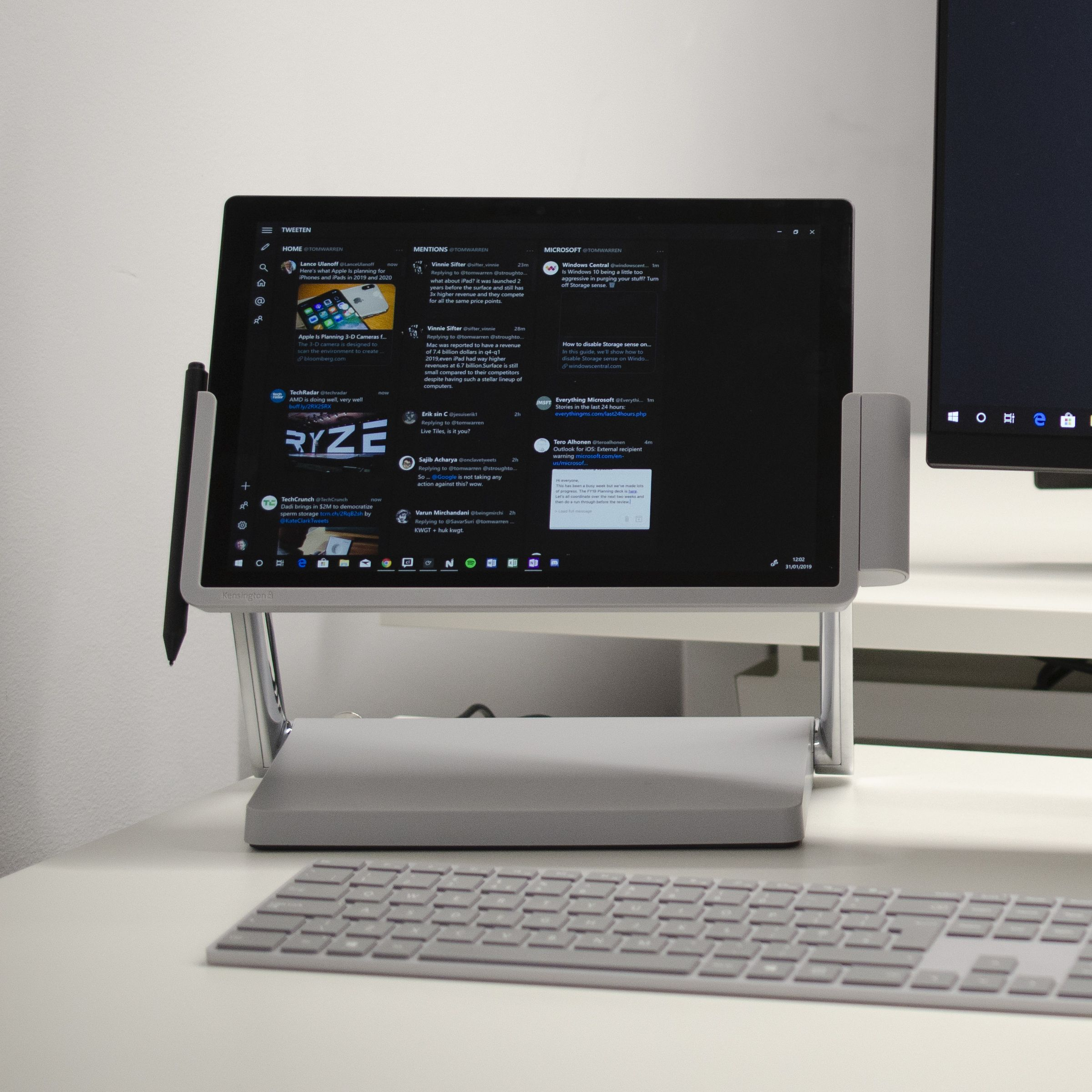 This is the Surface dock that Microsoft should have created