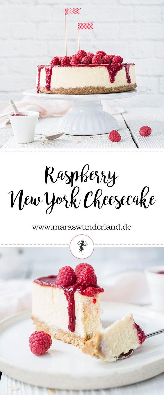 Ein Herz für Klassiker: New York Cheesecake • Maras Wunderland