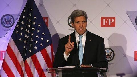 كيري: فيينا أحرز تقدما ملموسا.. ولم نتفق على مصير الأسد