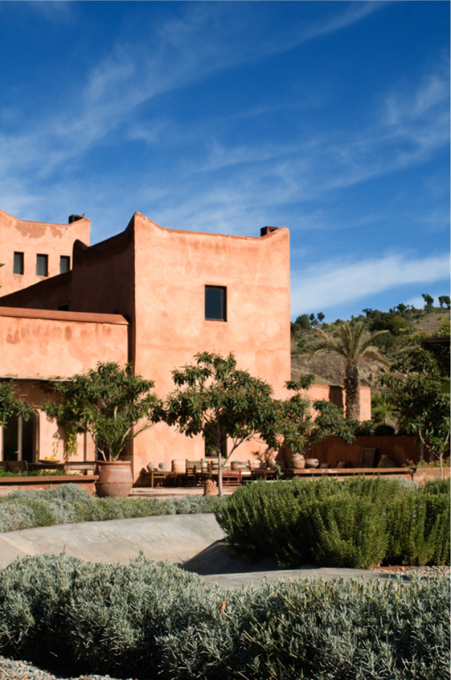 Kasbah bab ourika hoteles pinterest hoteles casas y for Hoteles arquitectura