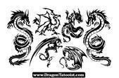 Photo of Illustrated Chinese Dragon – #ModernTattooDesigns Click to see more. – IC …