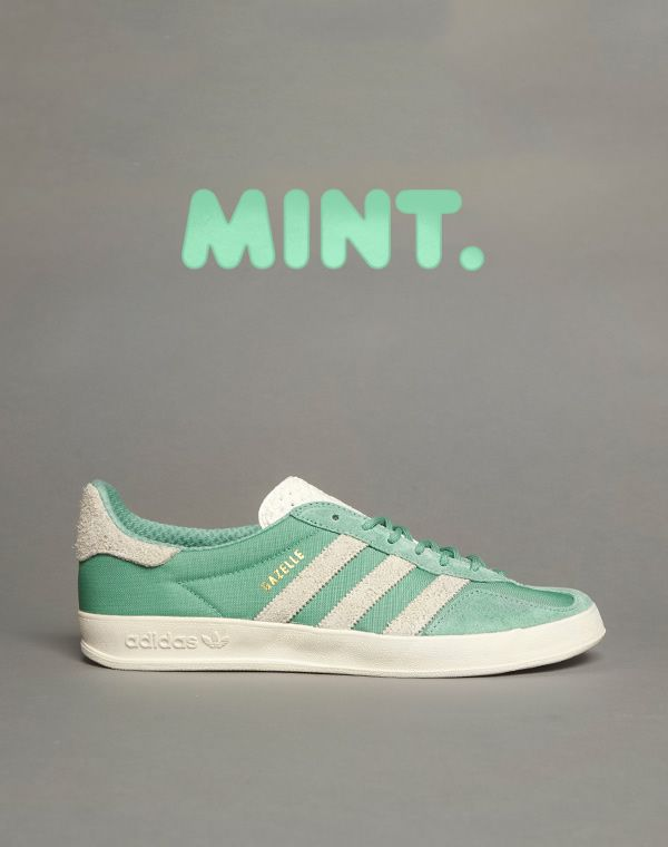 adidas gazelle womens mint green new adidas shoes commercial trainers