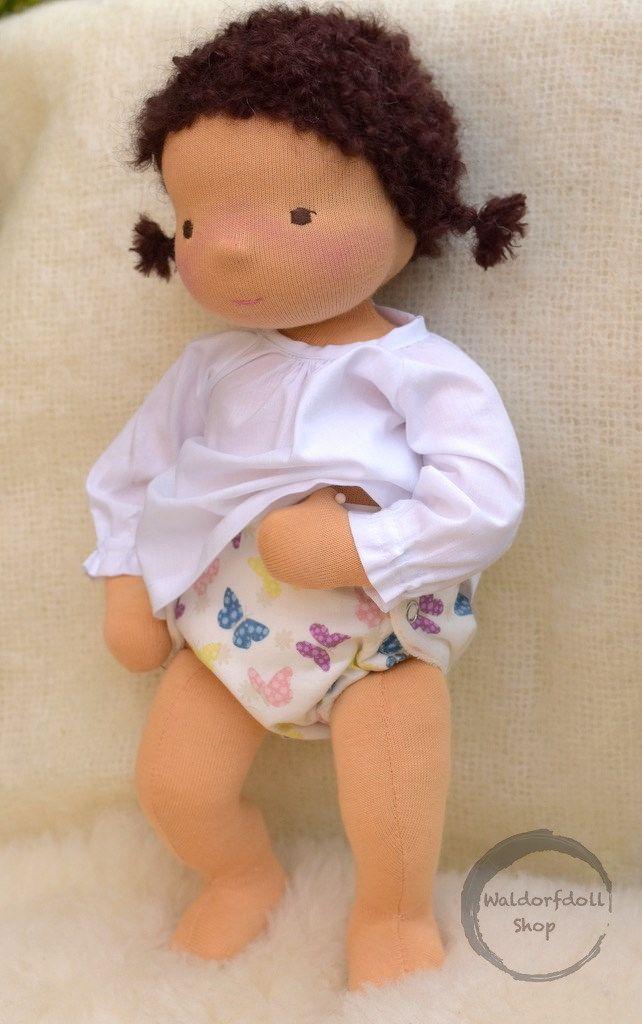 15 Baby Waldorf Doll by Waldorfdollshop #dollmaking