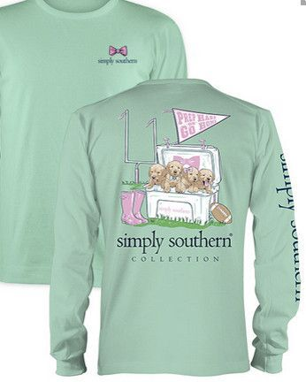 Prep Hard or Go Home Simply Southern
