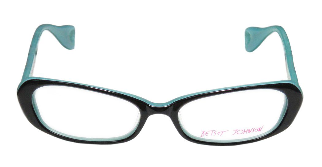 Eyeglasses Betsey Johnson Untamed raven