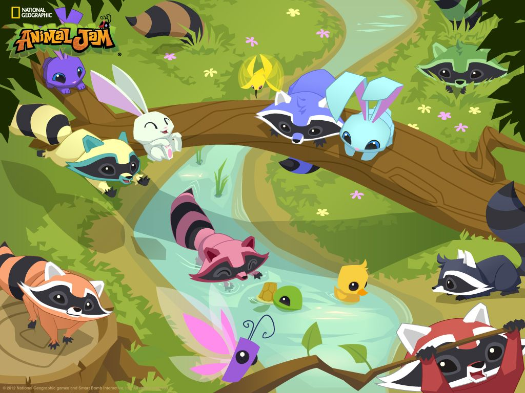 Animal jam wallpaper codes right click on the image - Animal jam desktop backgrounds ...