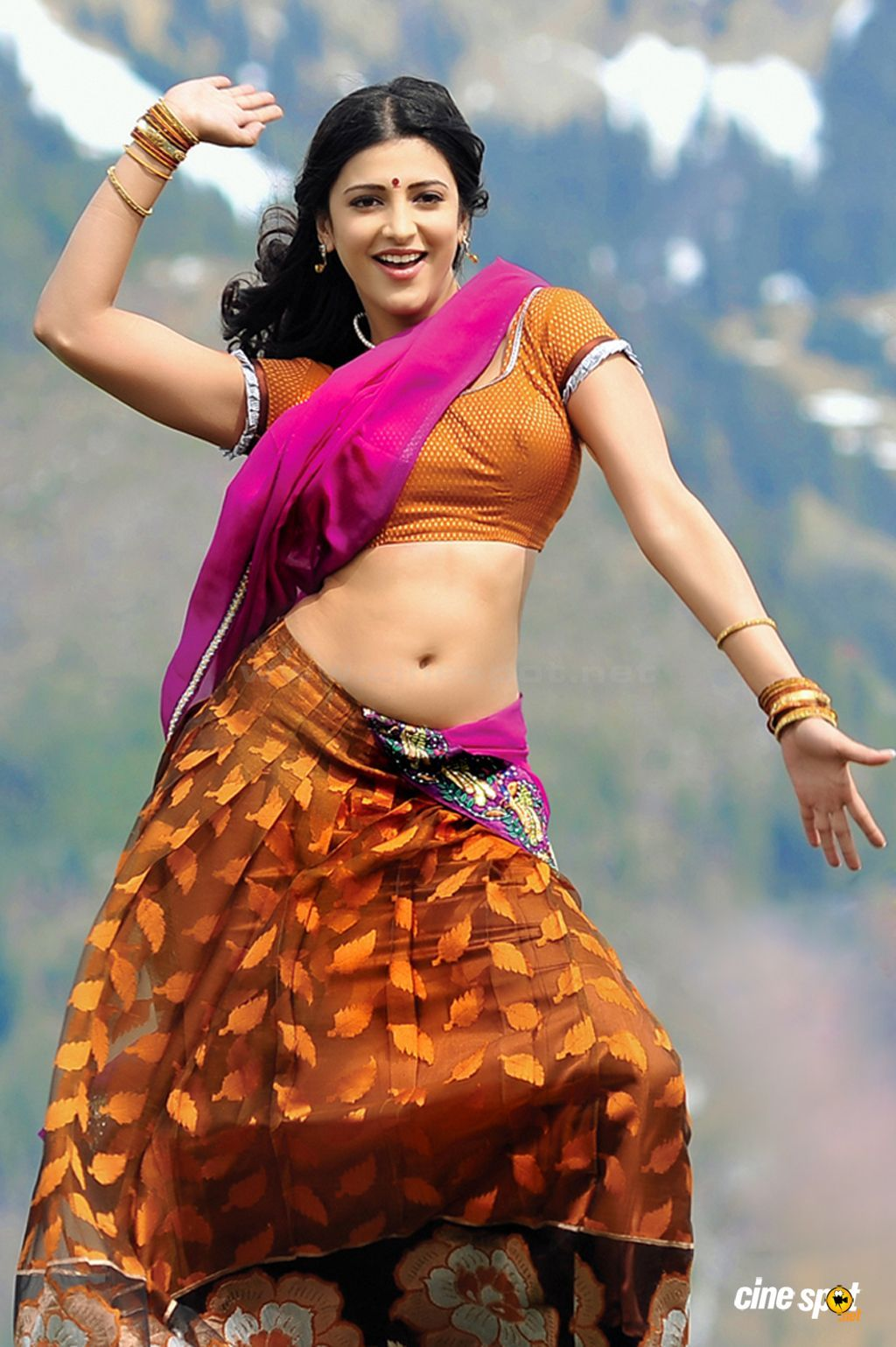 Return Of Saree View All Sides - Page 65   SHRUTI HASSAN ...