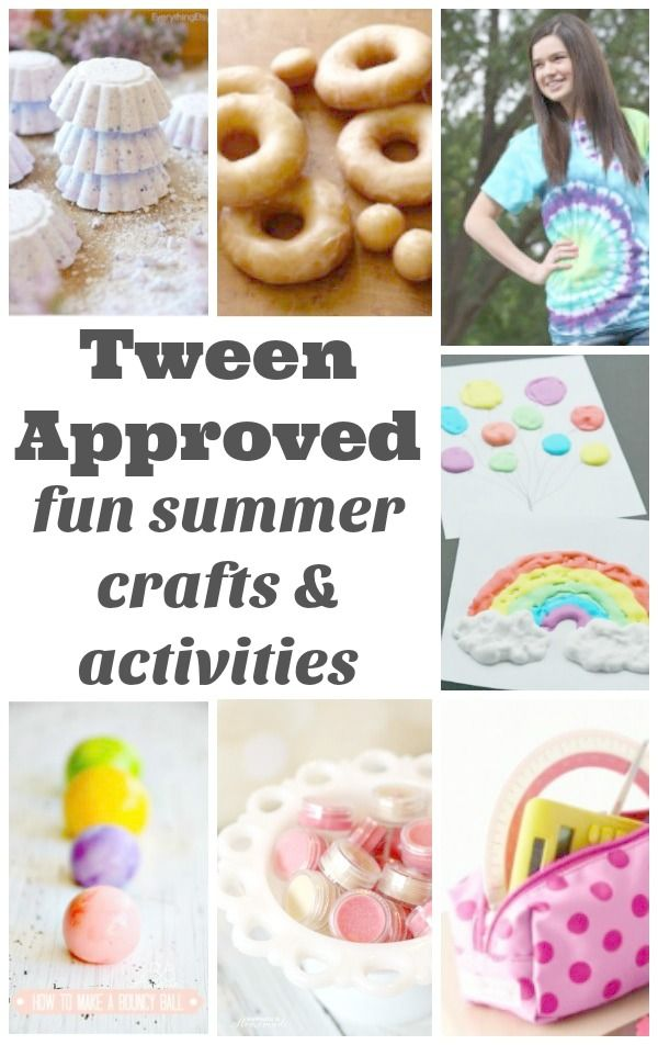 Photo of The Best Summer Crafts for Tweens! Totally Tween Approved!