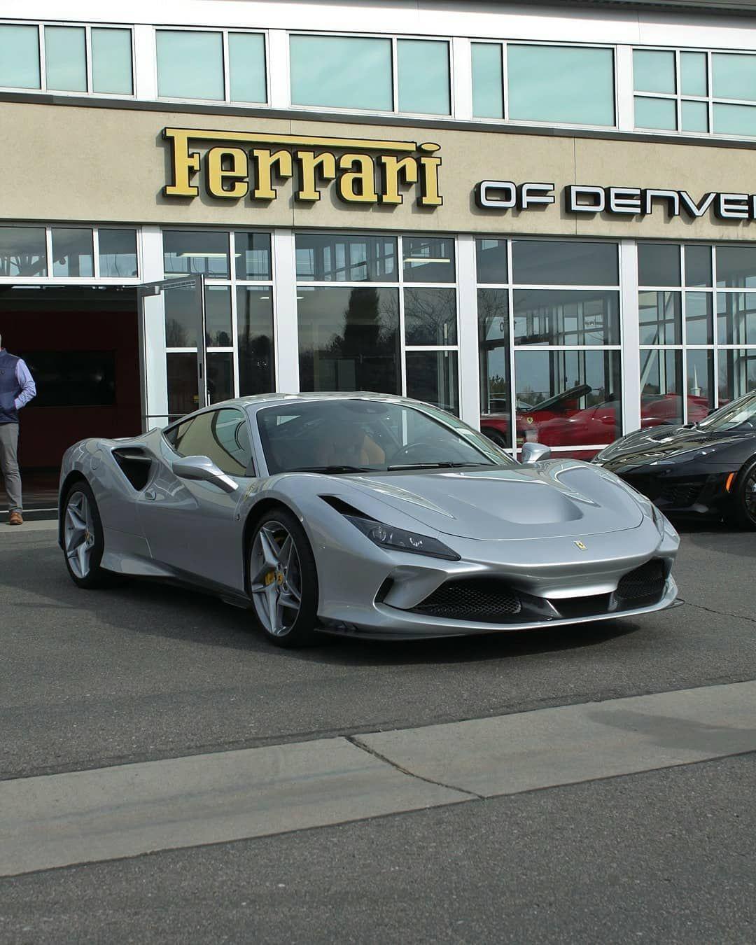 "Ferrari F8 Tributo Dark Grey: 1,387 ""Μου αρέσει!"", 11 σχόλια"