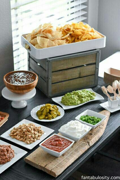 nachos food and drink pinterest geburtstag essen und rezepte. Black Bedroom Furniture Sets. Home Design Ideas