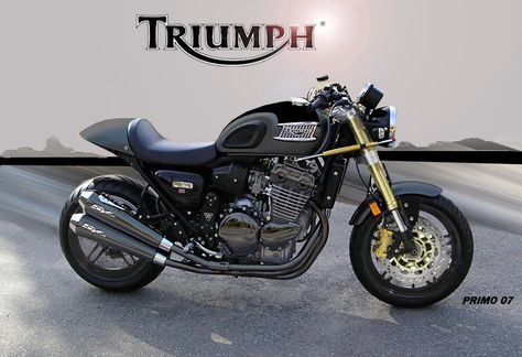Triumph Thunderbird Sport Custom Fighters Custom Streetfighter