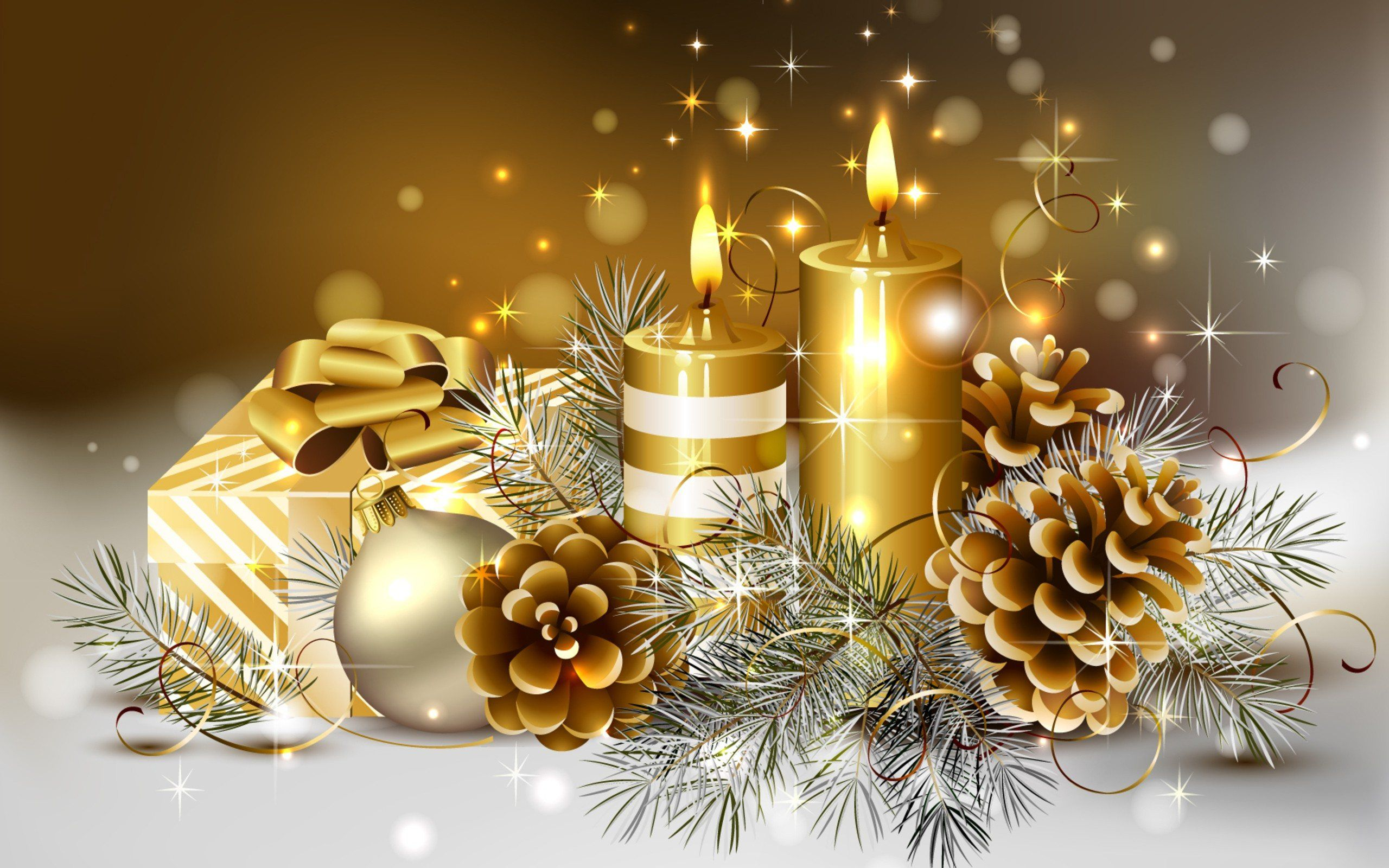 Here We Share Happy Merry Christmas Day 2017 HD Wallpaper Images Which Will Tell You About How To Celebra