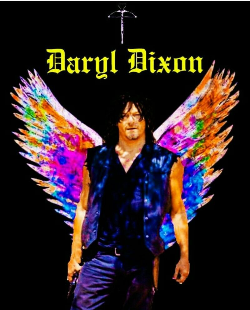Pin by Shannon Williams on Walking dead Daryl dixon