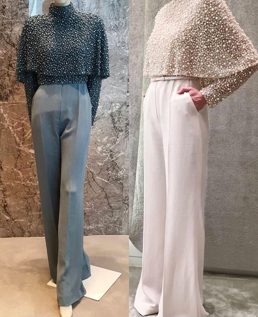 Pinterest Haf Tima Bolero Di 2019 Gaun Gaya Busana Dan Model