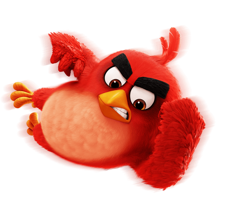 Angry Birds  Red  Angry Birds  Pinterest  Angry birds