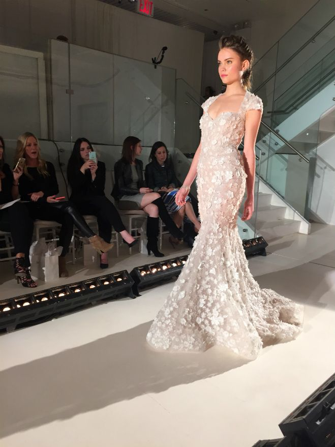 The 5 Dreamiest Wedding Gowns from New York Bridal Fashion Week ...