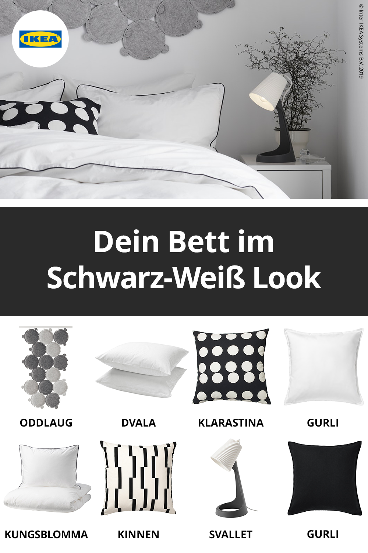 Ikea Deutschland Dekoriere Dein Schlafzimmer Mit Grafischen