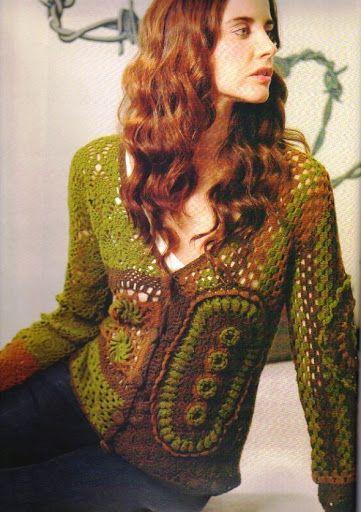 El Arte de Tejer 2008 Crochet - Melina Crochet - Picasa Web Album