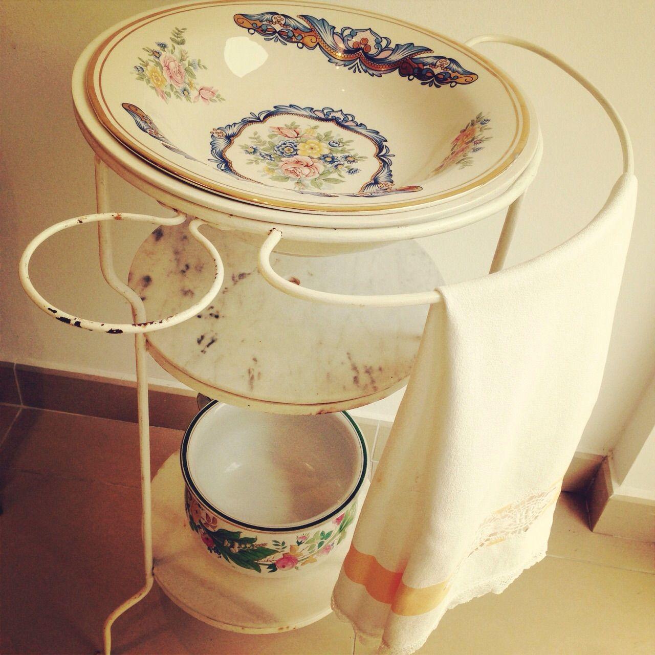 Antiguo lavavo