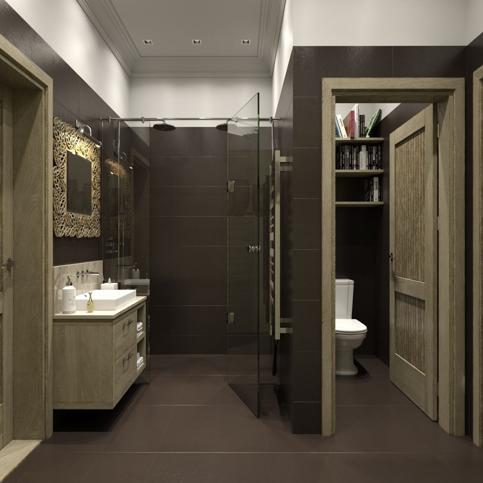 Modern Bathroom Design Ideas With Minimalist And Trendy Tips In Decorating Looks So Attractive