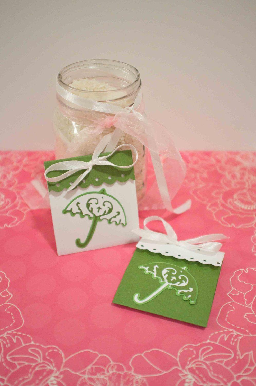 Bridal Shower Tea Bag Favor (Tea Included) Umbrella | SOL Tea Pot ...
