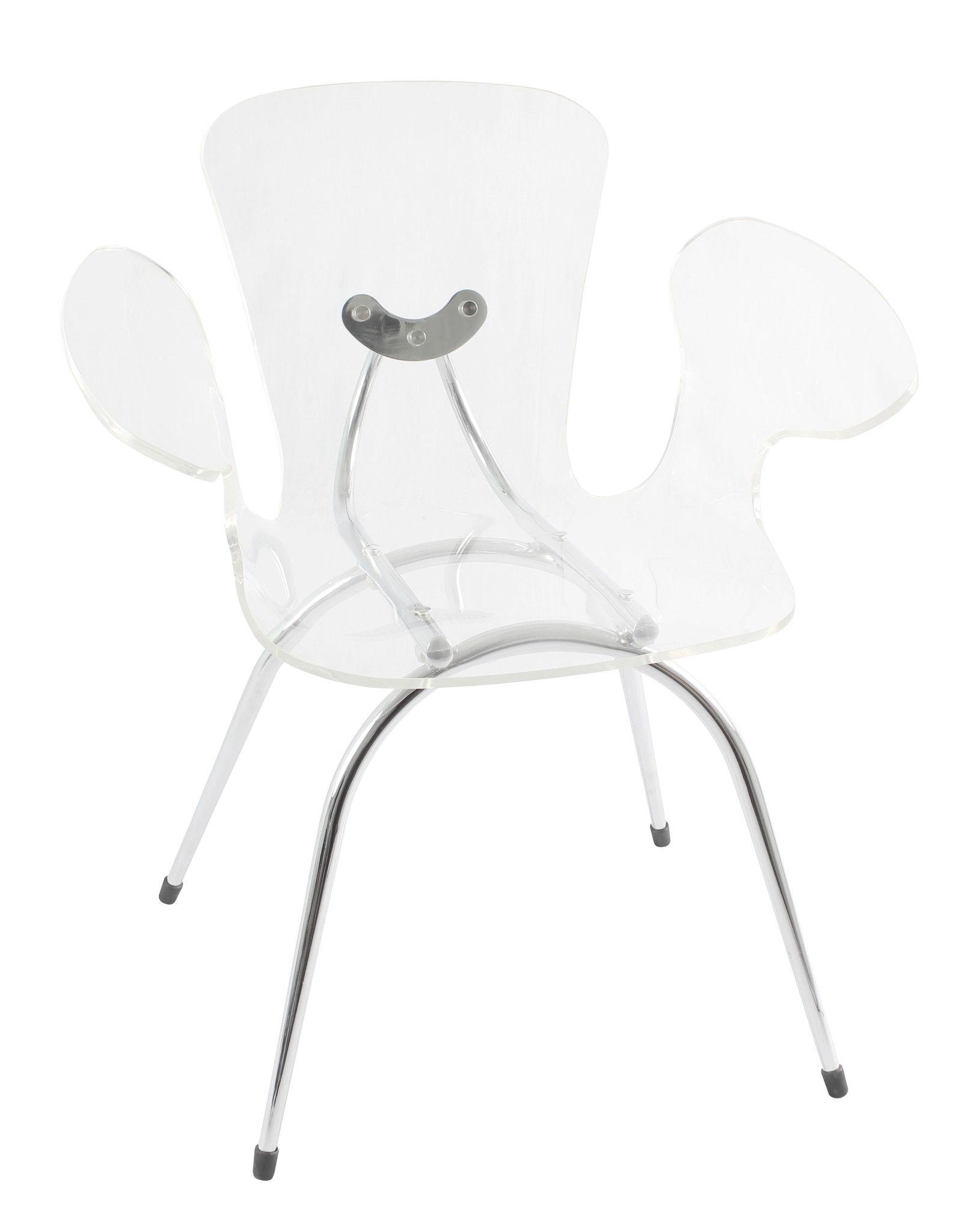 Transparent Arm Chair | Home, Decoration, Dream house... | Pinterest