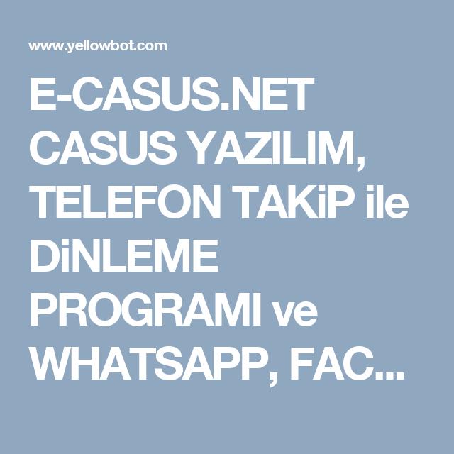 profil casusu facebook