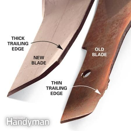 How to Sharpen Lawn Mower Blades | money | Sharpen lawn