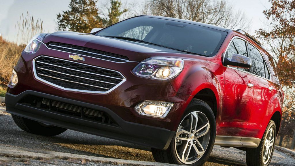 New 2019 Chevrolet Equinox Redesign Chevrolet Equinox Chevrolet