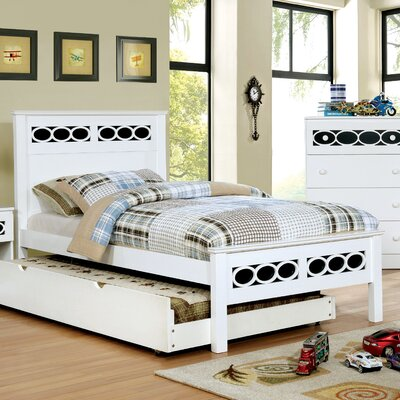 Zoomie Kids Platform Bed Loft Bed Frame Bunk Beds With Drawers