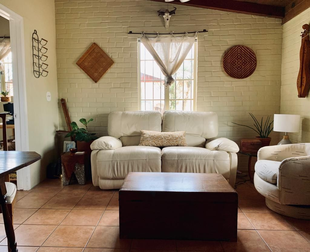 My Sisters New House In Tucson Az Cozy Place Home Decor New Homes