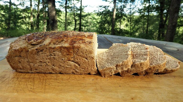 100% Rye Bread | Recipe (With images) | Bread machine rye ...
