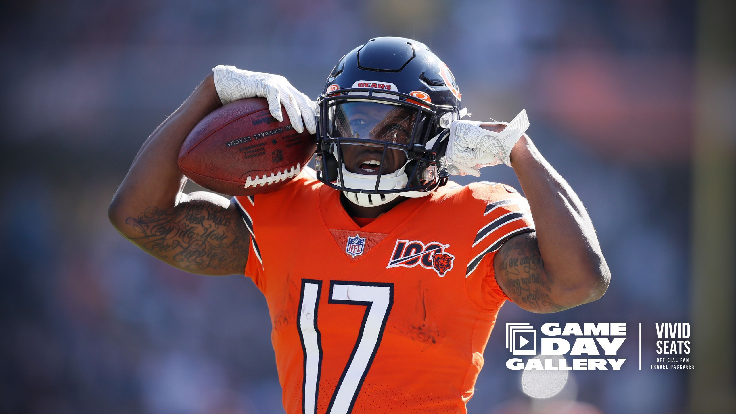 Gameday Gallery Chargers At Bears Chicago Bears Chicago Bears Football Gameday