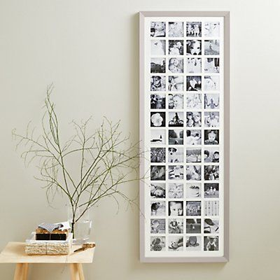 52 Aperture Year In Memories Photo Frame | Aperture, White company ...