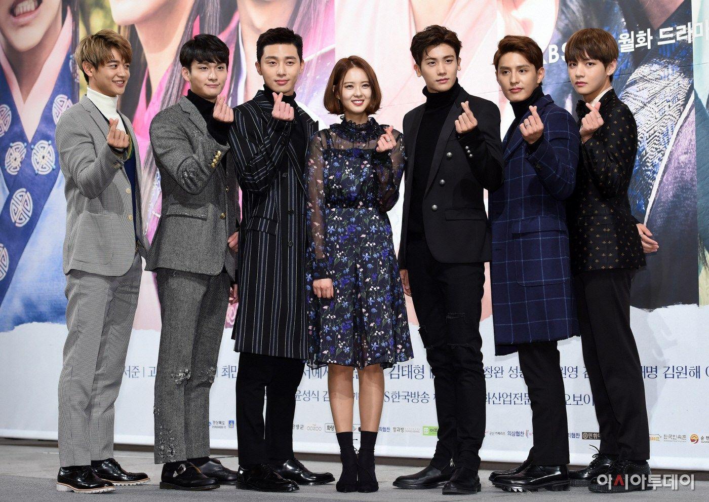 Hwarang Cast 3 Hwarang Hyung Sik Celebs