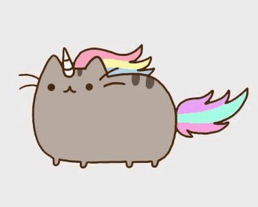 Pusheen Unicorn Kitty