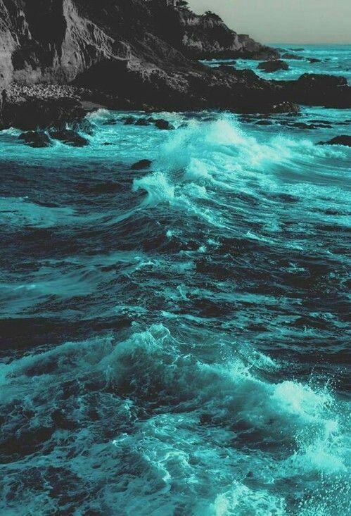 Grunge Blog Making You Smile Ocean Water Aesthetic